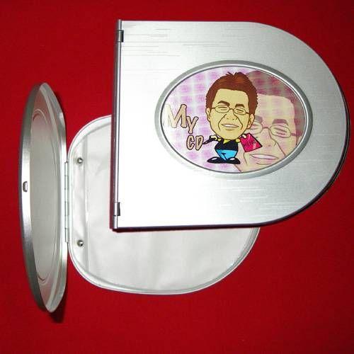 轉印滑鼠墊、CD盒