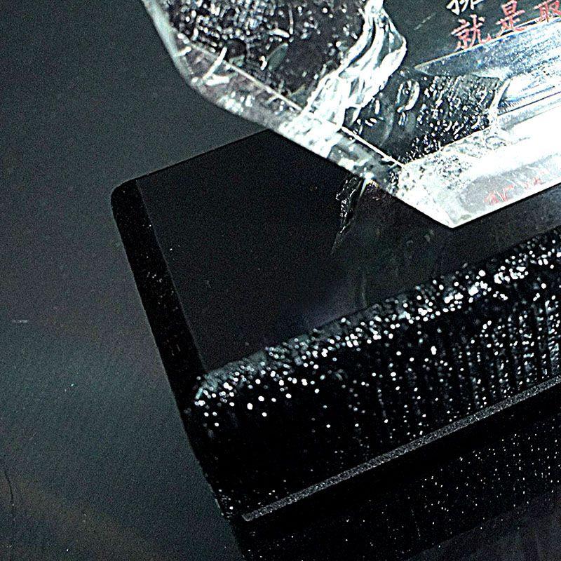 冰山型壓克力雕刻