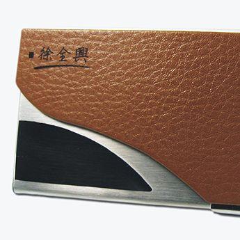 皮革雕刻商品