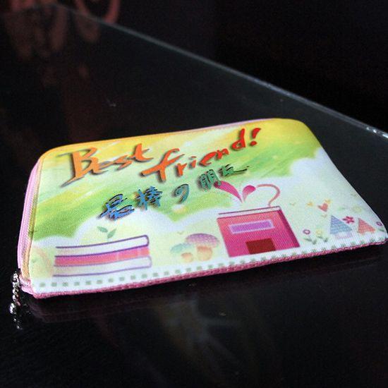 彩印手機袋,零錢包