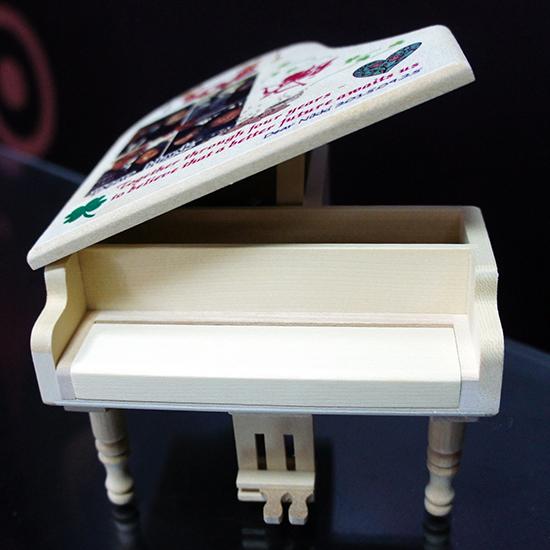 彩印個性音樂盒