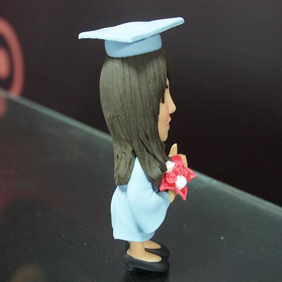 畢業季公仔場景組