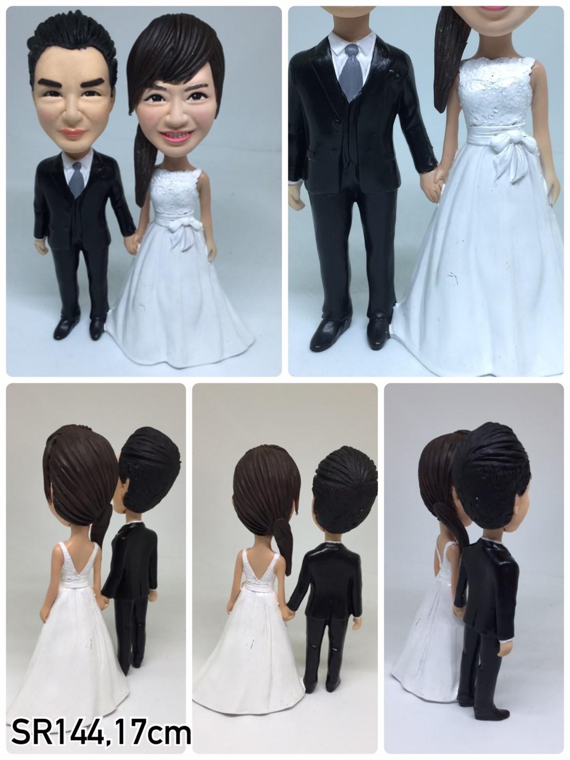 結婚公仔娃娃