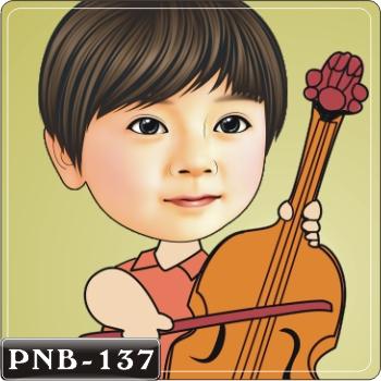 男生人像q版漫画 pnb-137