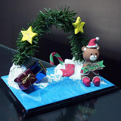 轻土圣诞手工制作大全