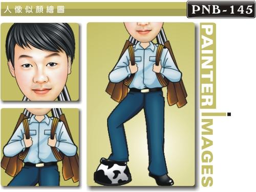男生人像q版漫画pnb-145; q版军人头像图片;